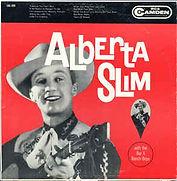 Alberta Slim - With The Bar X Ranch Boys