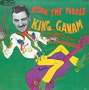 King Ganam - Ridin' The Fiddle - 1968.jp