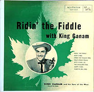 King Ganam - Ridin' The fiddle With... -