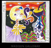 Madison Galloway - Moon & Mercury - 2019
