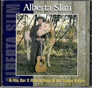 Alberta Slim - The Bar X Ranch Boys & Hi