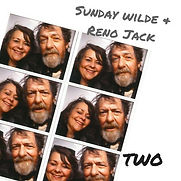 Sunday Wilde & Reno Jack - Two - 2017.jp