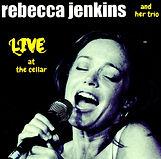 Rebecca Jenkins - Live At The Cellar - 2
