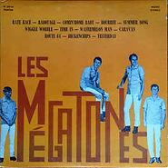 Megatones - Les Megatones - 1969.jpg