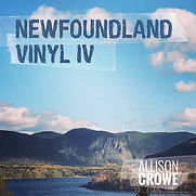 Allison Crowe - Newfoundland Vinyl 4- 20