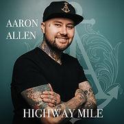 Aaron Allen - Highway Mile (EP) - 2020.j