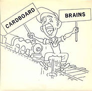 Cardboard Brains - The White EP - 1977.j