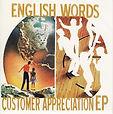 English Words - Customer Appreciation (E