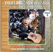 Alberta Slim - Yodeling Alberta Slim & H