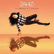 Zaho - Le Monde A La Envers - 2017.jpg