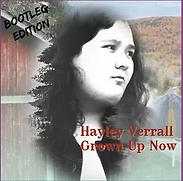 Hayley Verrall - Grown Up Now (EP) - 201