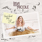 Lisa Nicole - Come Find Me (EP) - 2016.j