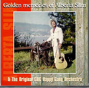 Alberta Slim - Golden Memories Of Albert