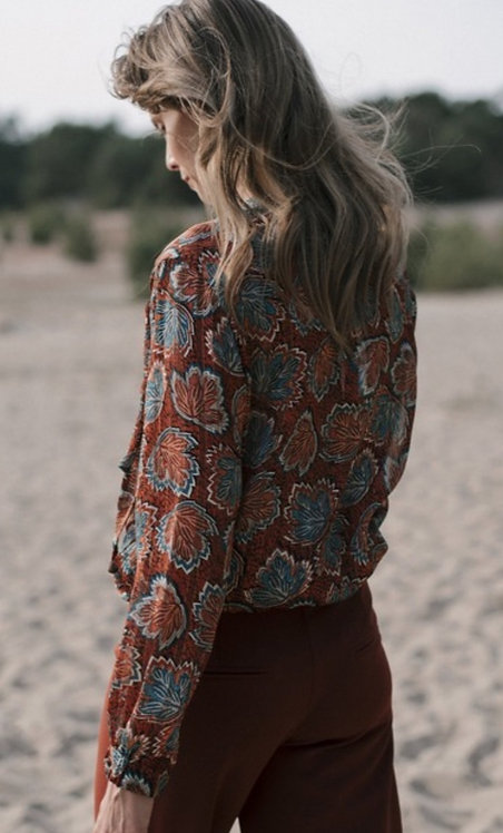 Signe Nature : bloes print