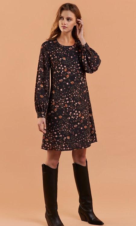 Senso : kleed Lili rose kort