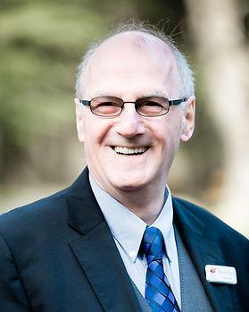 Steve King Smiling at camera
