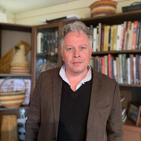 Joakim Goldhahn announced Kimberley Foundation Ian Potter Chair in Rock Art