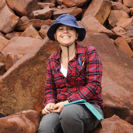 Laura Mayer PhD Graduand