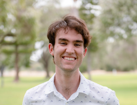 Student Spotlight: Patrick Morrison