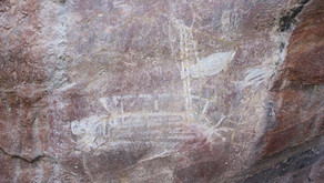 Sailing vessels in northwestern Arnhem Land rock art reveal different attitudes to visitors