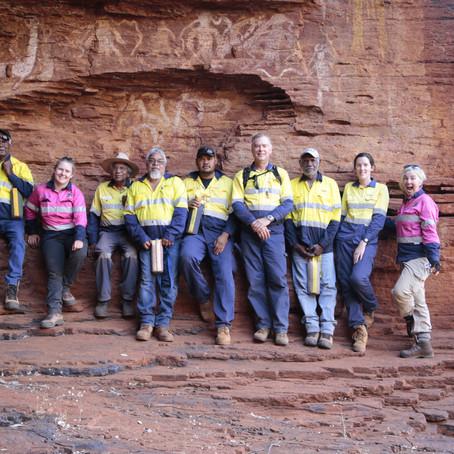 Wintawari Guruma Rock Art Research Project Introduction