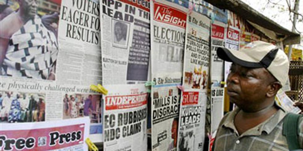The Media in Africa <> Africa in the Media