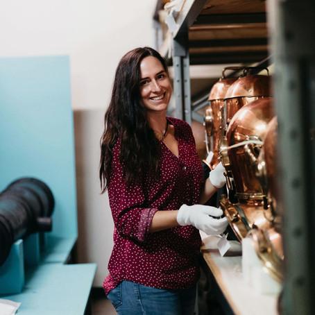 National Archaeology Week Grad Spotlight: Maddy McAllister