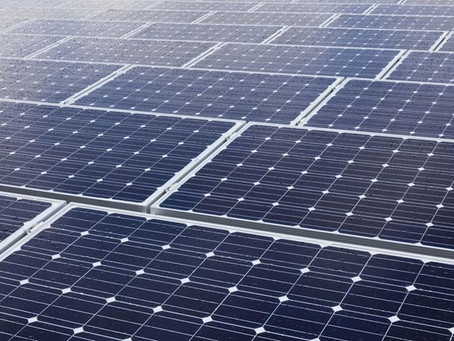 Zonnen-energie aanvraag / realisatie 2019