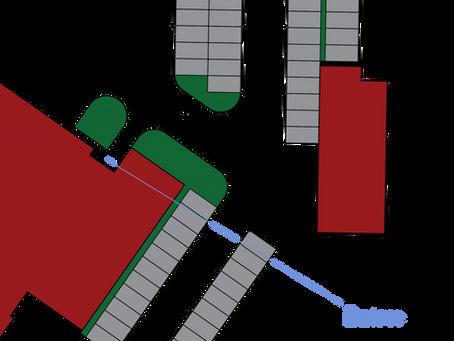 Nieuwe parkeerplaatsen