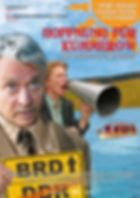 Henry Hübchen, Uwe Kokisch, Dagmar Manzel, Jan Ruzicka, Gunnar Fuss, Ost-Komödie, Kino