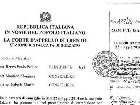 Итальянский суд отказал в экстрадиции гражданина России - удалось доказать политическую мотивированн
