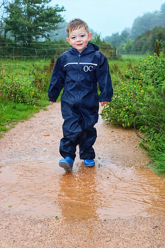Personalised Rain Suit
