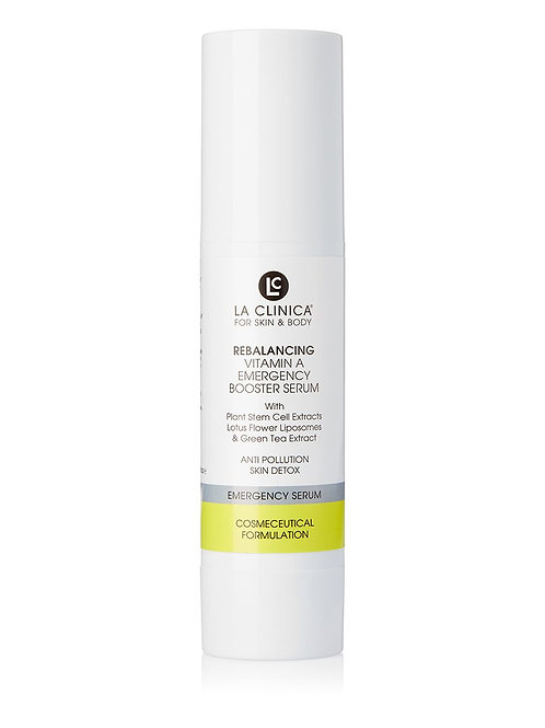 C3    REBALANCING VITAMIN A COMBINATION SKIN EMERGENCY BOOSTER SERUM 50ml