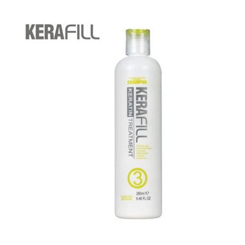 Kerafill KERATIN TREATMENT SHAMPOO 280ml