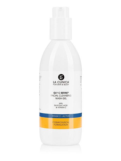 GLY C REFINE CLEANSING GEL WASH 10%  250ml