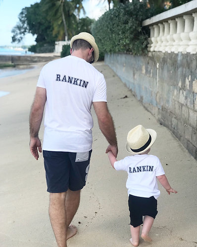 Father & Son Matching Set