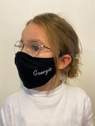 Child's Face Covering