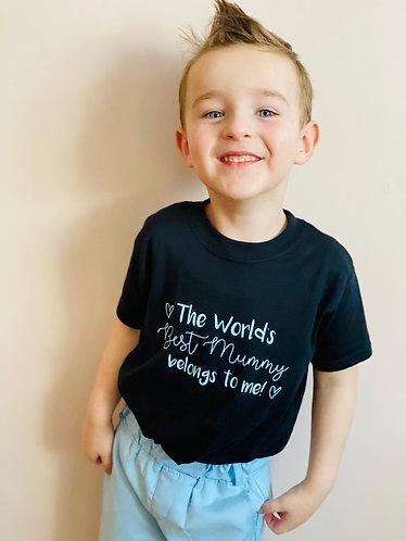 World's Best Mummy T-Shirt