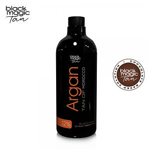 BLACK  MAGIC ARGAN SPRAY TAN