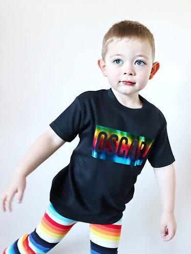 Personalised Shape T-Shirt
