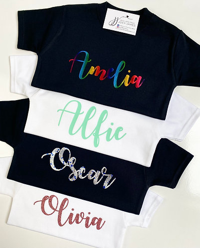 Personalised Spring T-Shirt