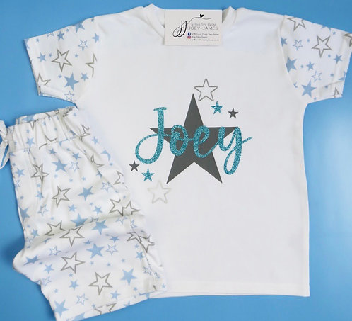 Personalised Short Pyjamas