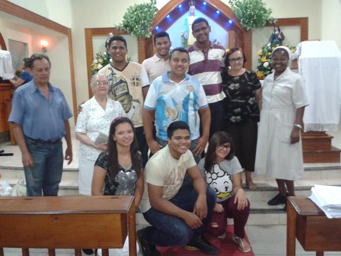 Coordenador da CJ faz visita em Caicó, RN