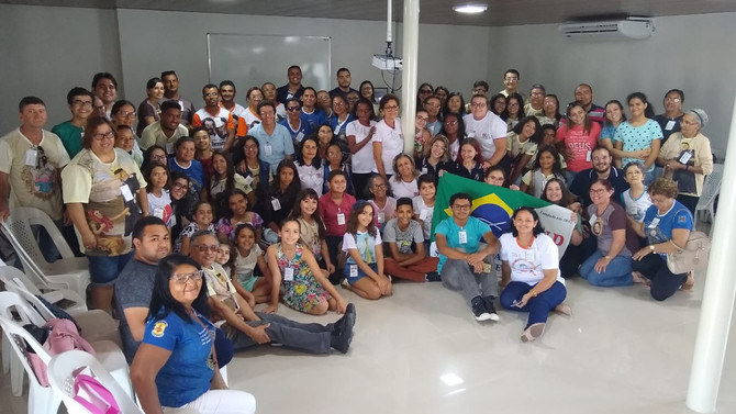 Presidente do CMJP participa de Encontro da Famvin do Oeste Potiguar