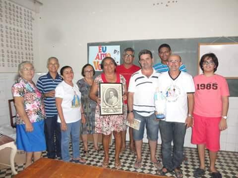 Nova diretoria na Conferência NS das Graças, em Caicó
