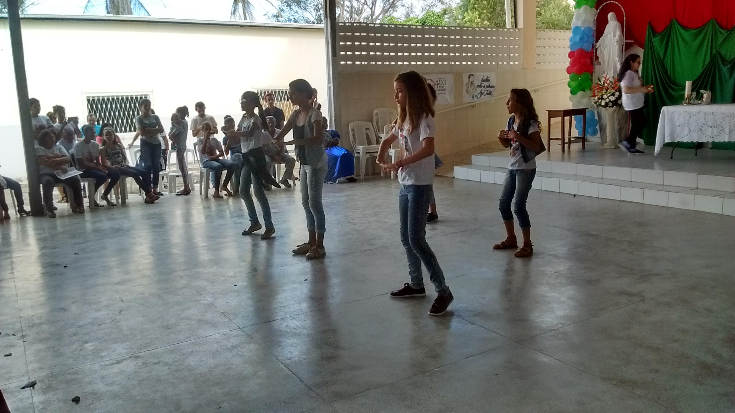 Festa Regulamentar Louvor a Ozanam