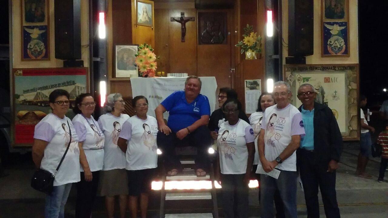Missa Pastoral Rodoviária - CCCG