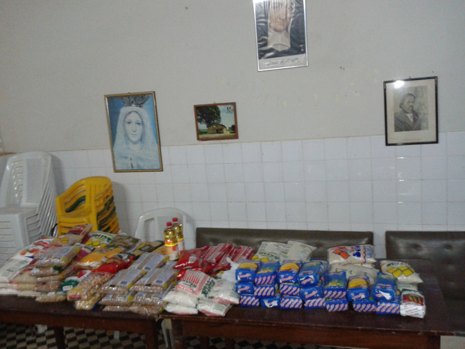 Conferencia Vicentina de Caicó promove Missa do Kilo