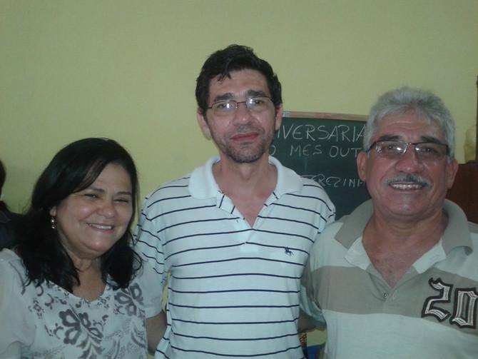 Eleição no Conselho Particular Nossa Senhora da Luz em Sapé, PB