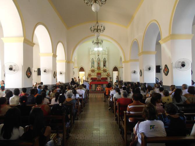 Congresso Vicentino se inicia com Celebração de Pentecostes